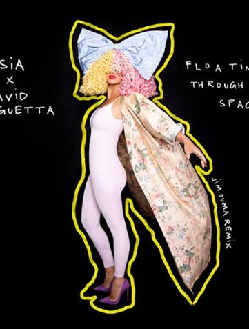 Den svenska duon JIM OUMA samarbetar med världsstjärnorna Sia och David Guetta