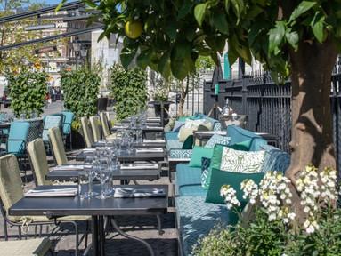 Nytt koncept när Terrassen på Grand Hôtel öppnar för säsongen