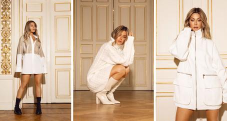 Bianca Ingrosso släpper sin första klädkollektion med Nelly.com