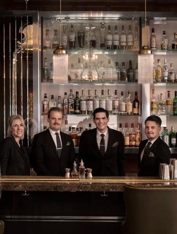Cadierbaren Grand Hôtel släpper ny cocktailmeny som kopplar ihop sinnen med minnen