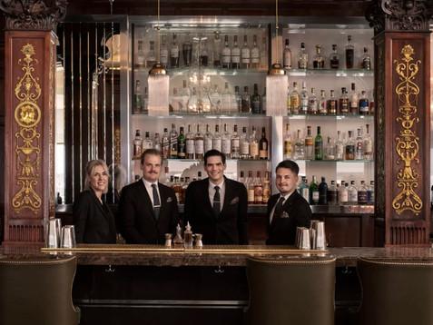 • Cadierbaren Grand Hôtel släpper ny cocktailmeny som kopplar ihop sinnen med minnen