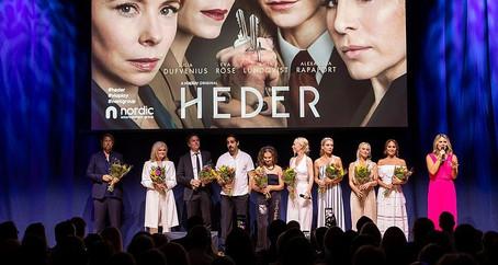 """Kändistätt på Gala premiären av """"Heder"""""""