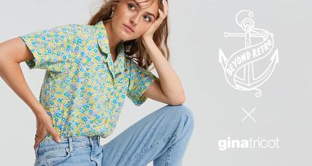 Gina tricot släpper vintagekollektion med Beyond retro