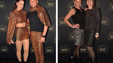 Johan Carlén Glitter & Glamour på Soul Train AW