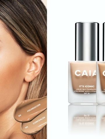 Caias nya foundation - Är den så bra som den framstår av influensers ?