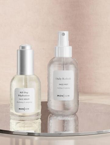 MON SUN utökar sin lyxiga ansiktsvård med två nya produkter