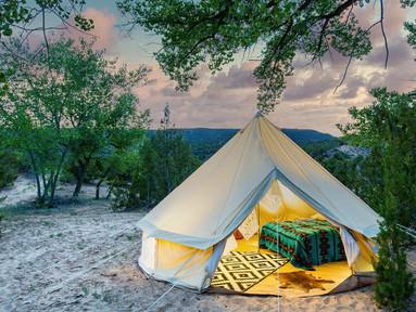Lyxcampa i norra Sverige - Glampingplatserna du inte får missa