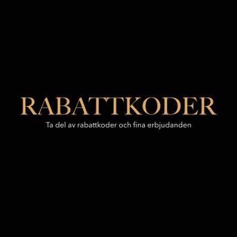 Rabattkoder
