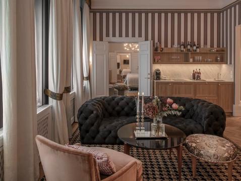 • Grand Hôtel rustar för framtiden med nya rum och sviter