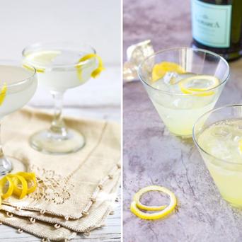 • Sommarens fräschaste drink – Limoncello Lady!
