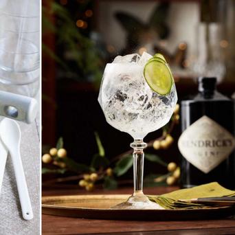 • Svalkande Gin & Tonic – sorbet