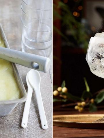 Svalkande Gin & Tonic – sorbet