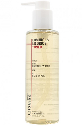 LUMINOUS LICORICE TONER