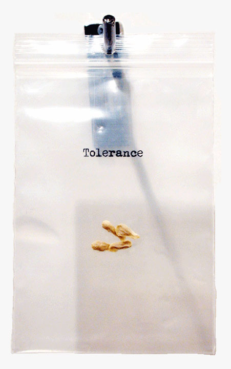 everyday-care: tolerance