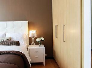 Yatak odası Kabine