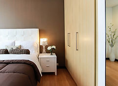 Modern Bedroom renovation