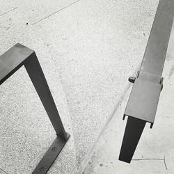Detalls #artesaniametalica #serralleria #barana #passamà #tanca #porta #detall #disseny #zjosastudio
