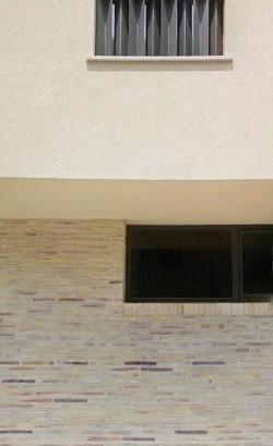 Casa DM - Textures de façana