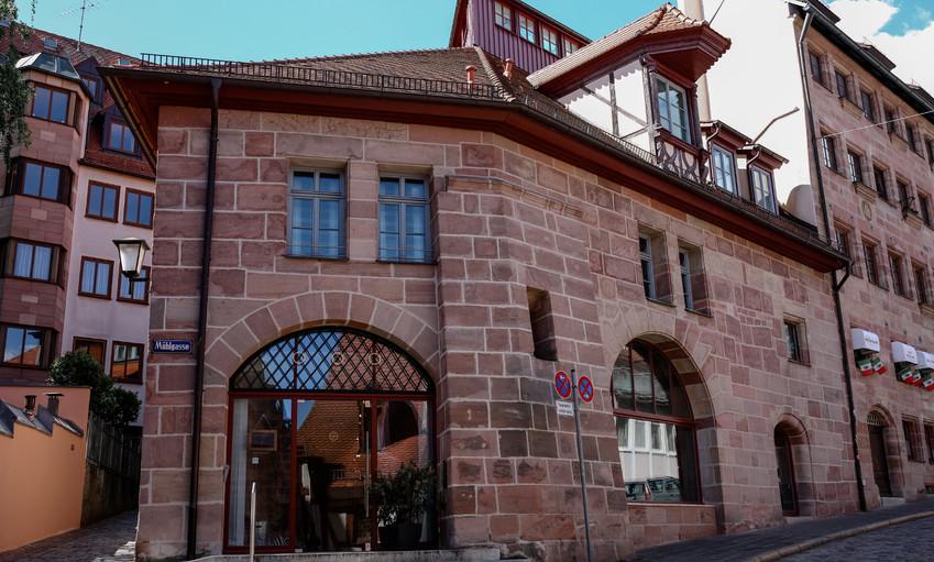 Galerie Muehle Aussenansicht
