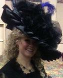 victorian, kentucky derby hat