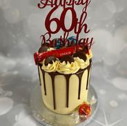 Celebration Drip Cake