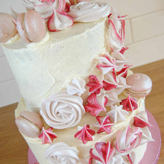 Two Tier Cake