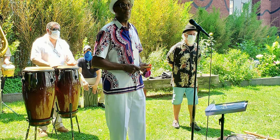 Community Awareness Series Music in the Park featuring SOLE