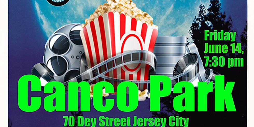 """Movie in Canco Park """"E.T."""" June 14, 7:30pm"""