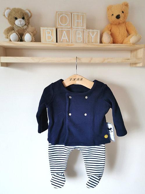 Fleece Jacket & Trousers