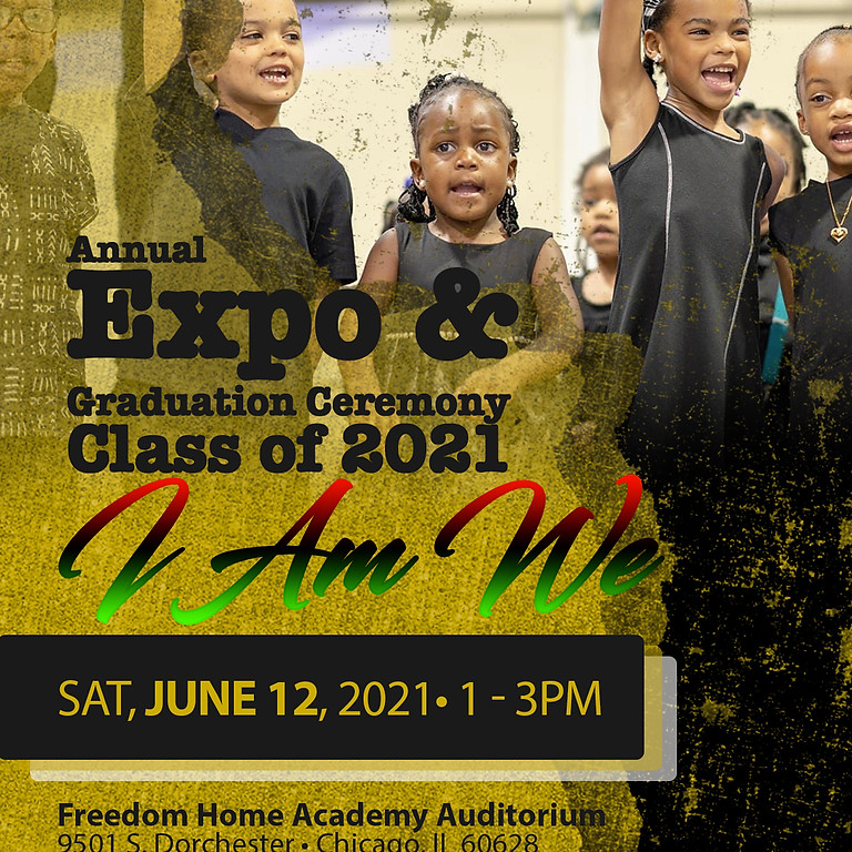 "FHAI Annual EXPO & Graduation Ceremony 2021 - ""I AM WE"""