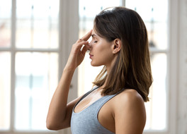 Breathing To Relieve Stress - Pranayama
