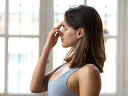 Breathing To Relieve Stress - Pranayama