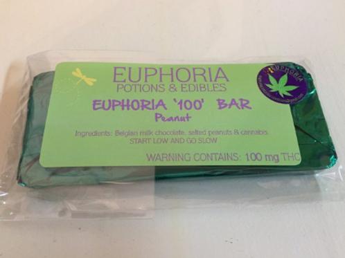 '100' Euphoria Peanut Bar