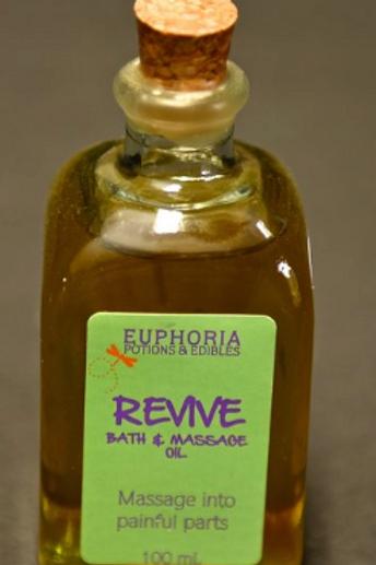 Revive Bath & Massage Oil