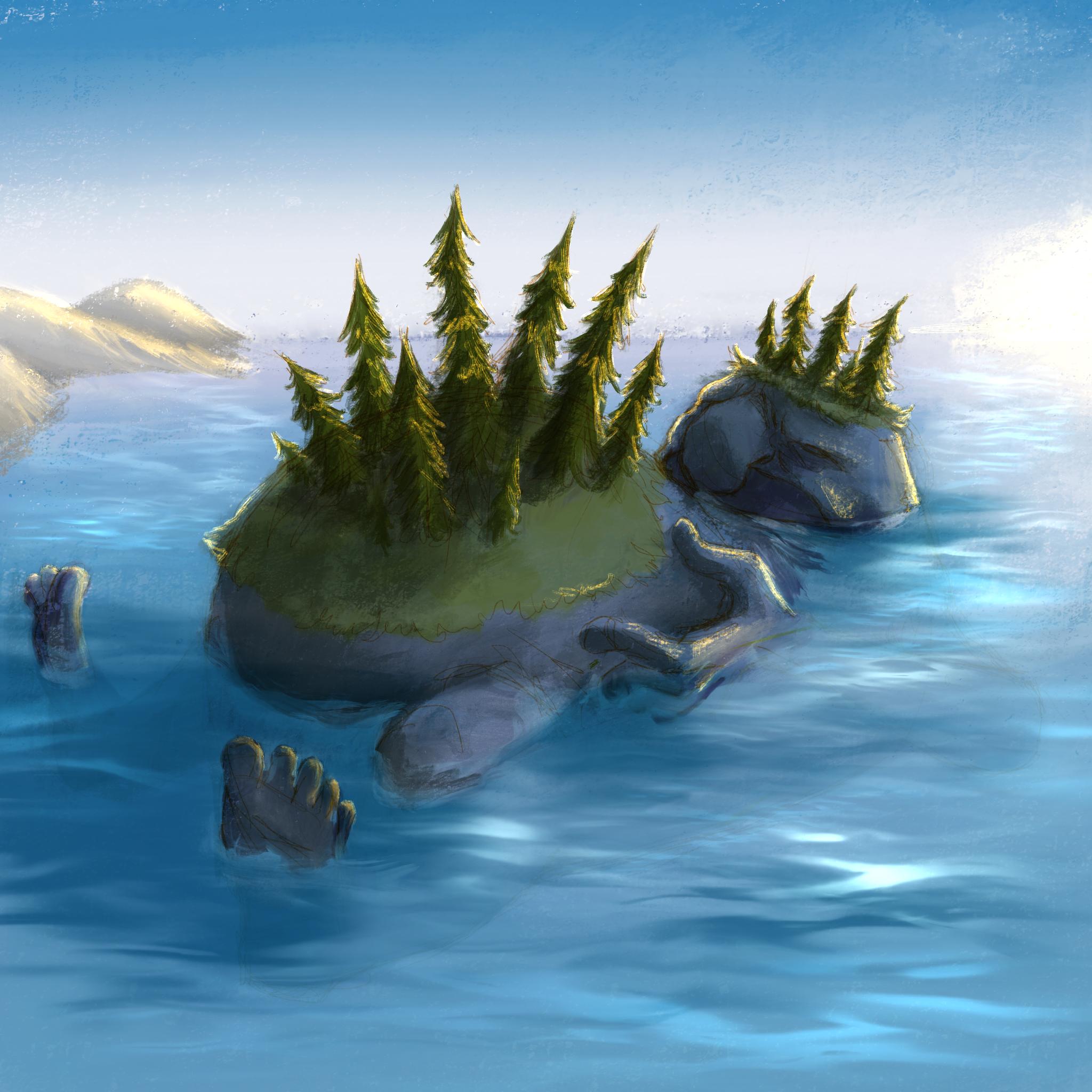 Ocean_Troll_Painting