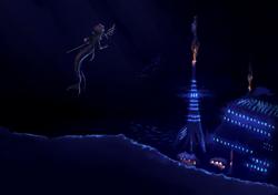 Mermaid City Night Version