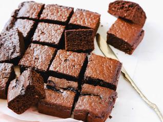 Chocolate Protein Brownie Bites