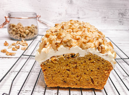 Pumpkin and Walnut Loaf