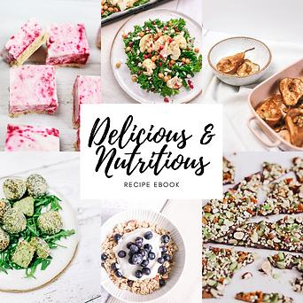 Free Delicious & Nutritious healthy recipe ebook.png