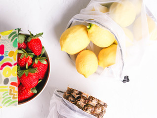 10 easy tips to be more sustainable in the kitchen