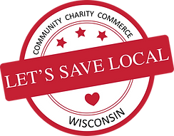 Let's Save Local Logo