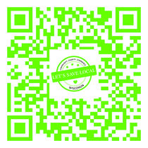 QR Scan Code for Nonprofits to apply to Let's Save Local