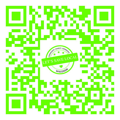 QR Scan Code for Let's Save Nonprofts to apply