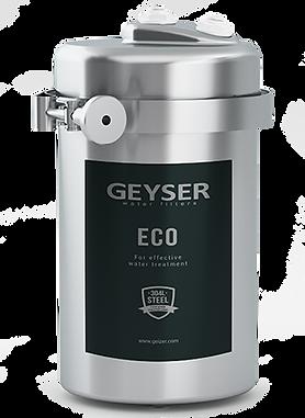 Φίλτρο Νερού Geyser-Eco Aragon 3 Κάτω Πάγκου Με Ξεχωριστό Βρυσάκι