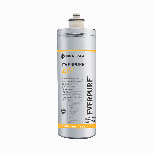 Pentair Everpure AC2 Ανταλλακτικό Επαγγελματικό Φίλτρο Νερού 0,2μm