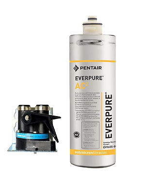 Pentair Everpure AC2 Επαγγελματικό Φίλτρο Νερού 0,2μm