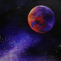 Celestial Sphere Glow SOLD