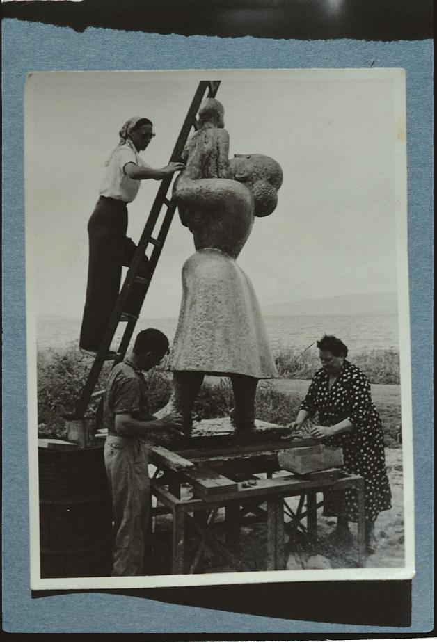 Maternité Ein Guev 1961