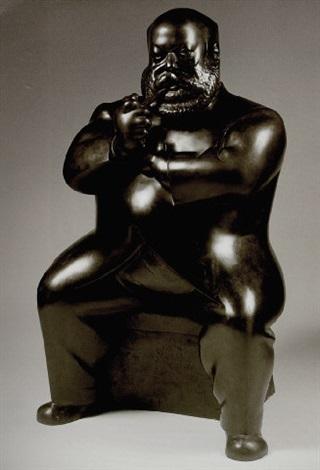 Widhoff, l'Homme à la pipe 1924