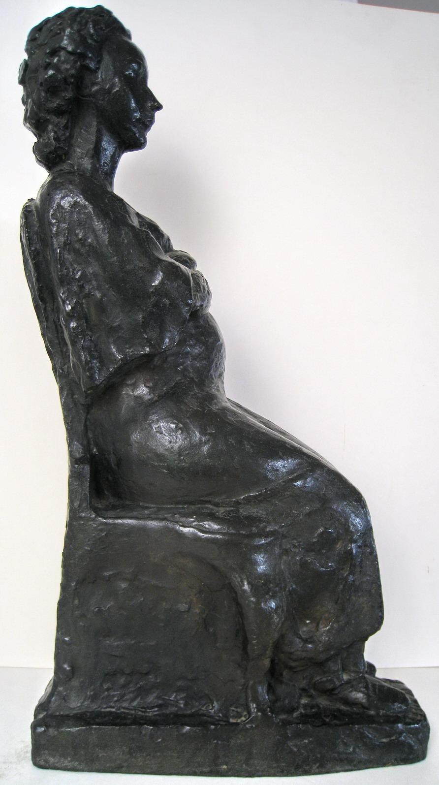 Maternité Andrée 1949
